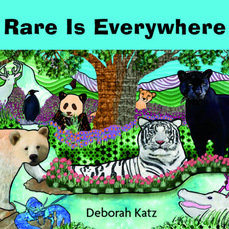 Rare is Everywhere cover